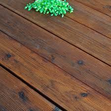 Solid Wooden Decking