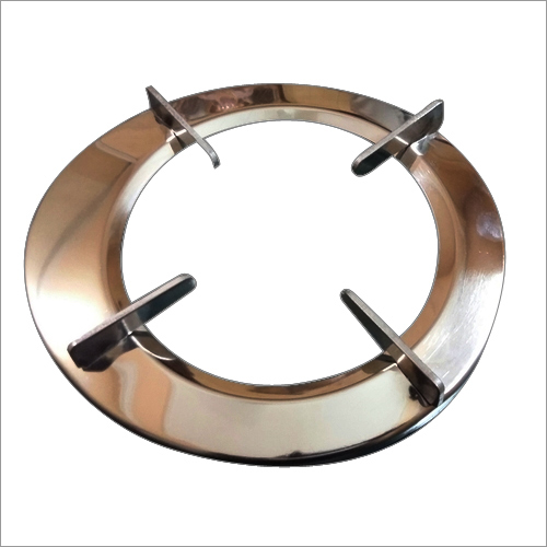 Stainless Steel Oval Pen Support