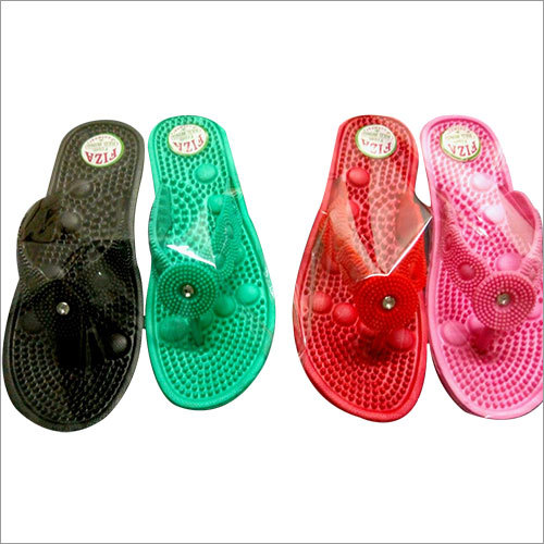 Ladies Rubber Hawai Chappal