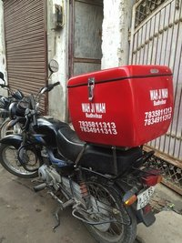 Motorbike Food Delivery Boxes