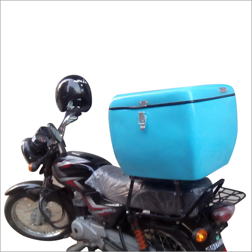 Motorcycle Cake Delivery Box