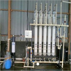 Ultrafiltration Membrane Plant