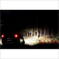 LED Fog Lights - 12V DC 9-W