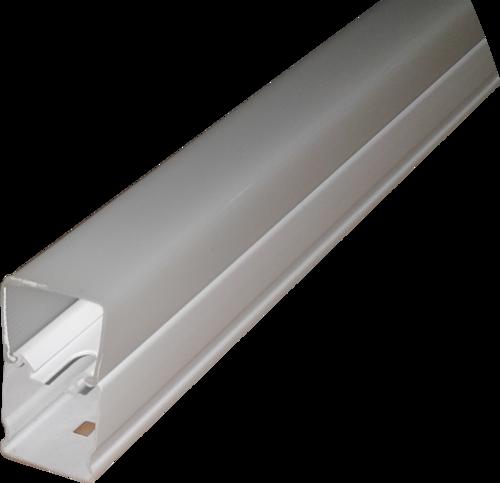 T5 MAX ECO(1Ft) SQUARE TUBE LIGHT PC HOUSING