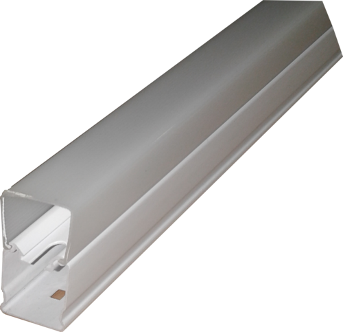 T5 MAX ECO(1Ft) SQUARE TUBE LIGHT PC HOUSING