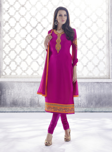 Casual Wear Long Salwar Suit