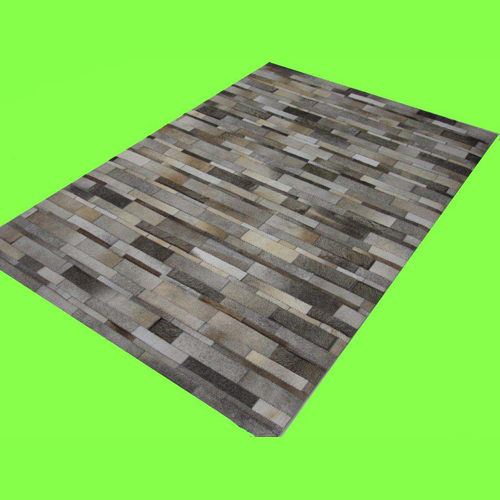 Leather  Patchwork Carpets