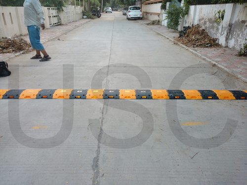 Plastic Speed Bumps