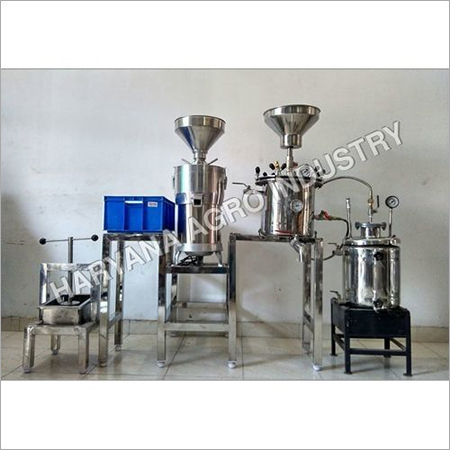 Soya Milk Machine-60 LPH