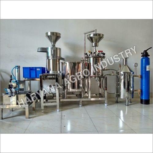 Soya Milk Machine-100 LPH