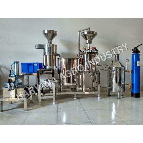 Soya Milk Machine-100 LPH