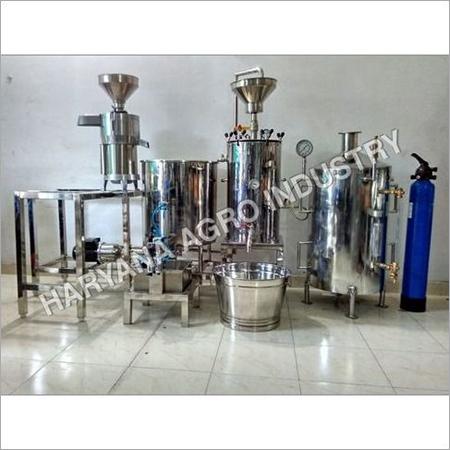 Soya Milk Machine-200 LPH