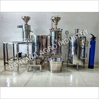 Soya Milk Machine-200 LPH