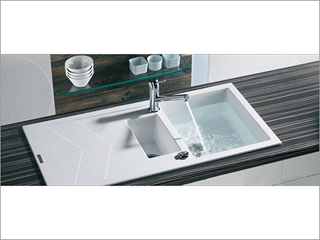 Granite Metallic Kitchen Sinks