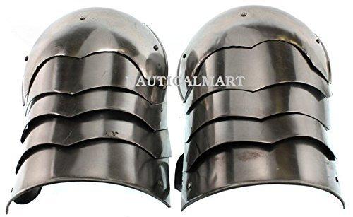 Medieval Steel Shoulder Spaulder Armor