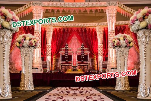 Designer Wedding Mandap