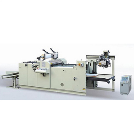 Thermal Film Lamination Machine
