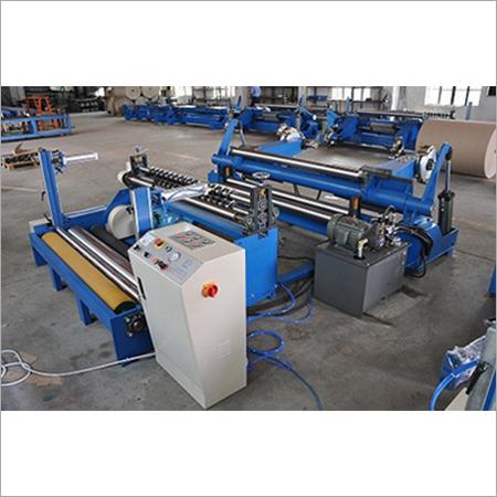 Paper Roll Slitter Rewinder Machine