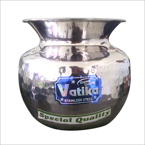Stainless Steel Lota