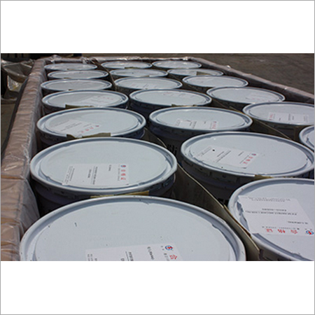 Silver Gray Chlorinated Rubber Coating