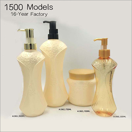 Fashion shampoo bottle for Europe market