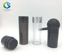 Hair Fiber Applicator Bottle