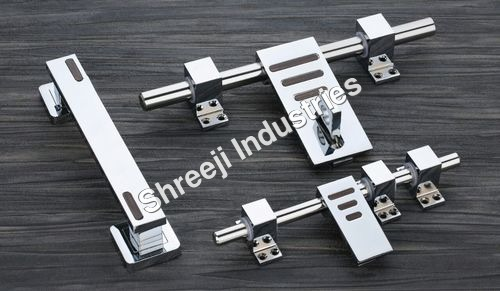 White Metal Door Kit