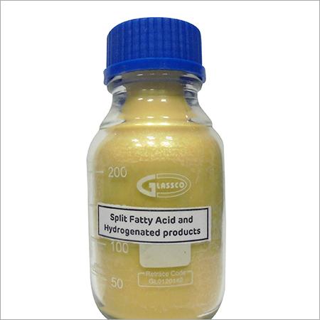 Split Fatty Acid- Hydrogenated Products