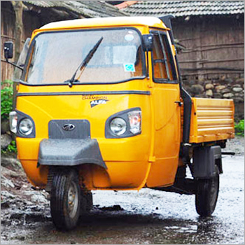 Mahindra Alfa Auto Rickshaw Body Parts