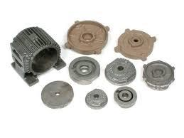 Electric Brake Motor Casting