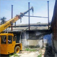 Roofing Sheet Erection Service