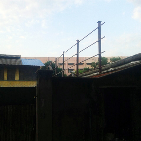 Erection Roof Sheet Fixing