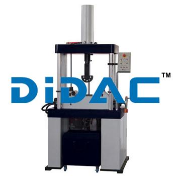 Rebar Bend Test Equipment Dual Test Space Hydraulic Bend Testing Machine On Metal