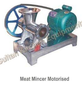 Motorised Meat Mincer
