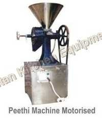 Peethi Machine Motorised
