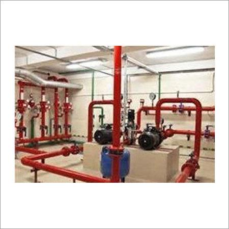 Fire Safety Equipment Installation