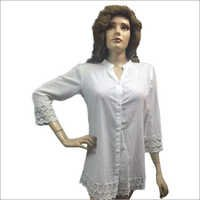 Ladies White Blouses