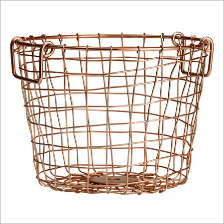 Copper Baskets