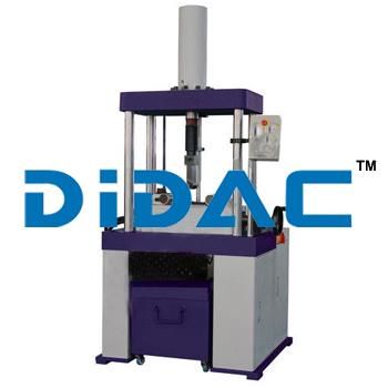 Dual Test Space Rebar Cold Bending Test Machine