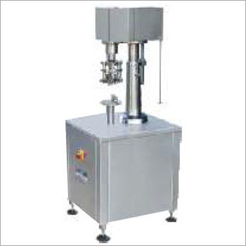Semi Auto ROPP Cap Sealing Machine