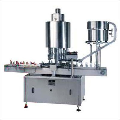Automatic Screw ROPP Capping Machine