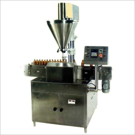 Automatic Single Head Powder Filling Machine