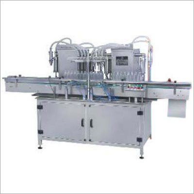 Automatic Eight Head Filling Machine