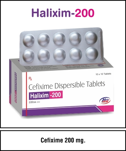 Cefixime 200 mg