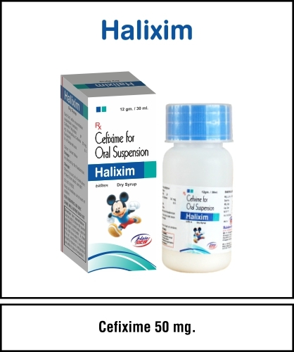 Cefixime 50 mg