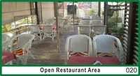 Open Restaurant Air Coolers