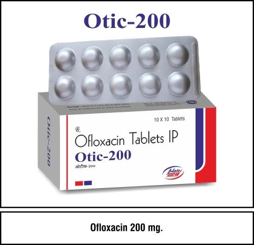Ofloxacin 200 mg