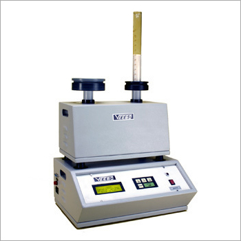 Tapped Bulk Density Test Apparatus