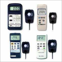 Digital Lux Meters