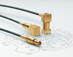 LEMO Miniature Coaxial Connectors - 01 Series